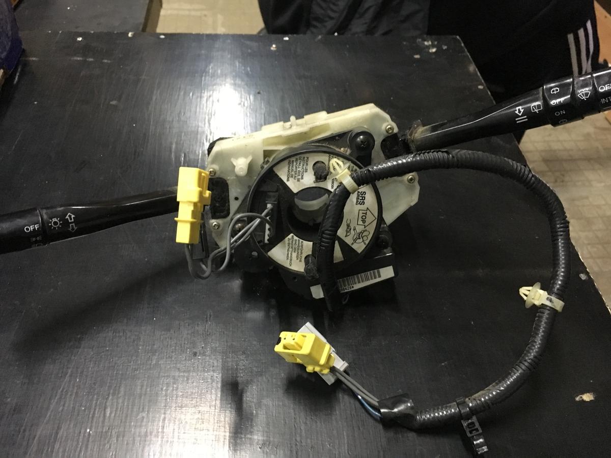 Лентов кабел хонда ЦРВ лост мигачи чистачки генерация 1ва Honda CR-V