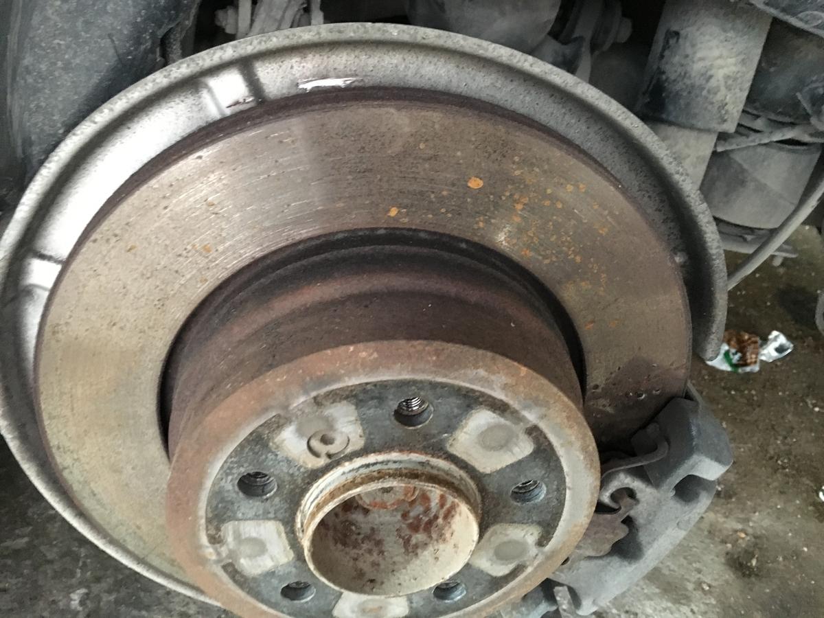 Задни спирачни дискове бмв е61 530ХД 231к.с. спирачен диск BMW E61