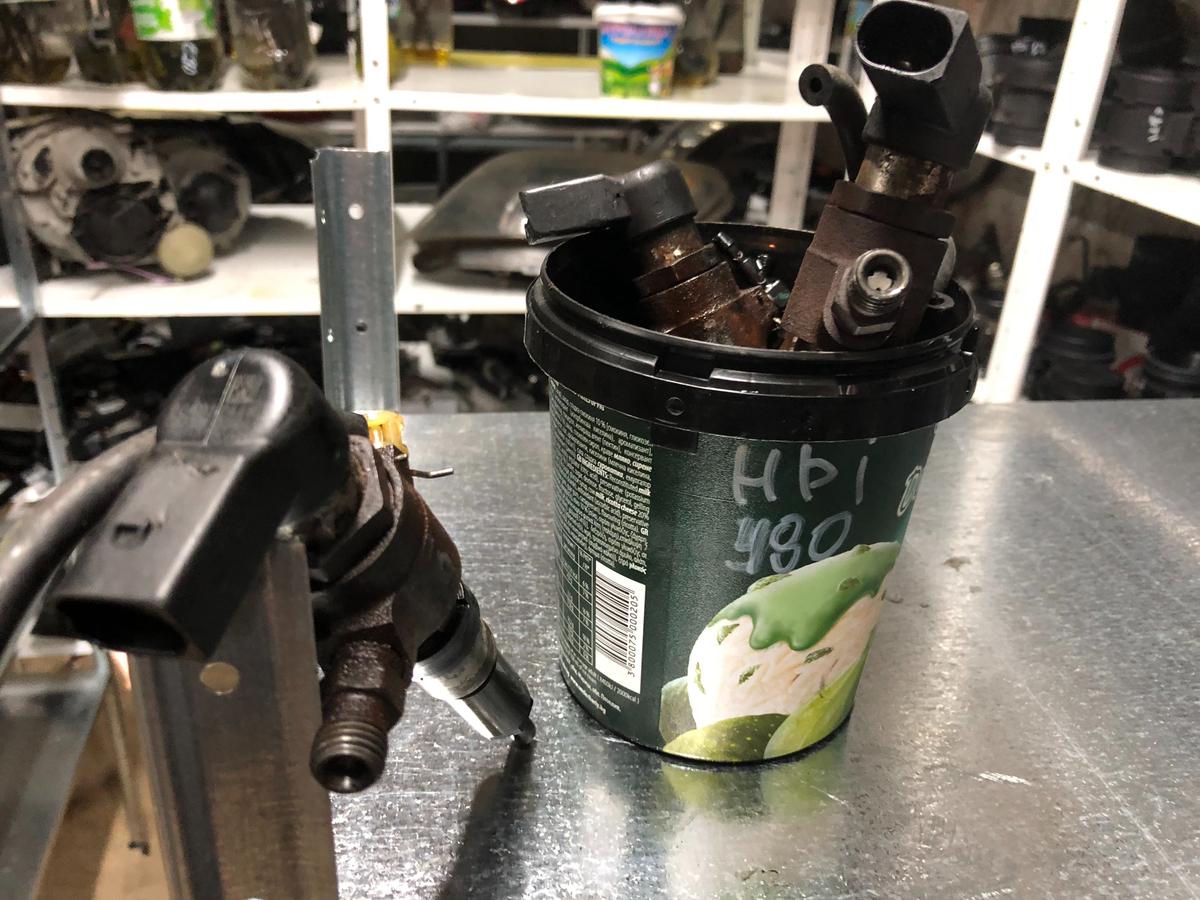 Дюза дюзи 1.4 ХДИ ситроен пежо мазда Инжектор инжектори Citroen peugeot mazda