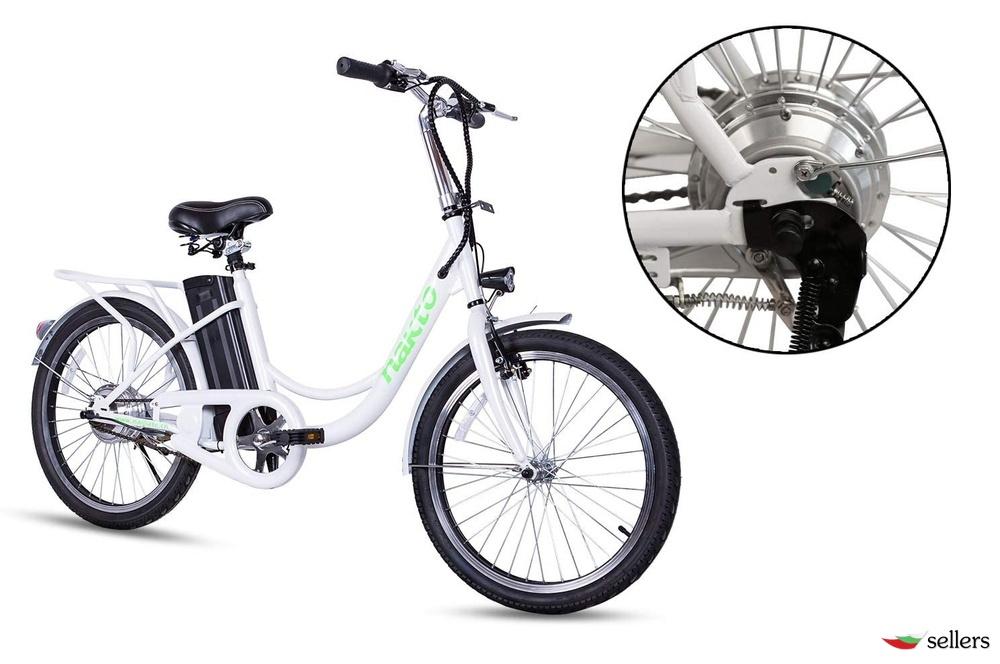 Електрически Велосипед Nakto 26