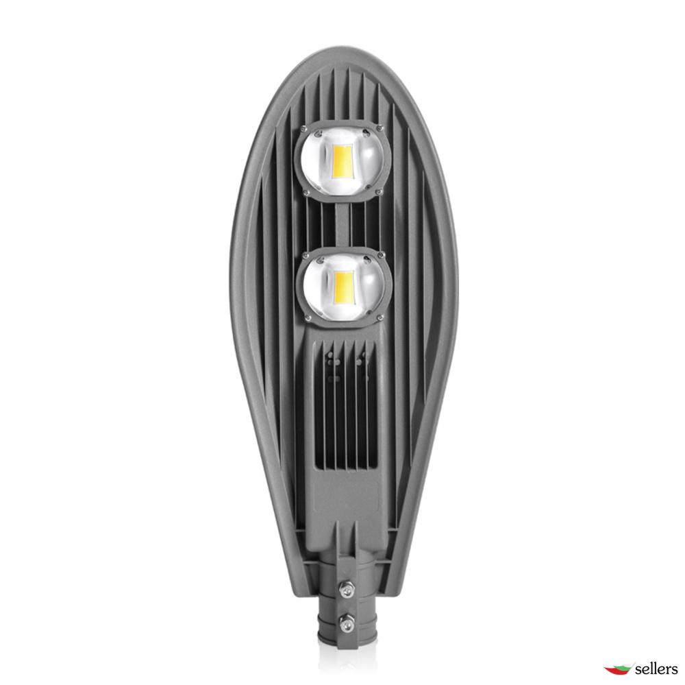 LED лампа за улично осветление 100W