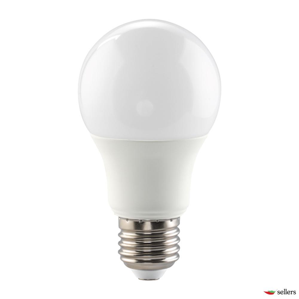 LED крушка 9W, E27, 220V