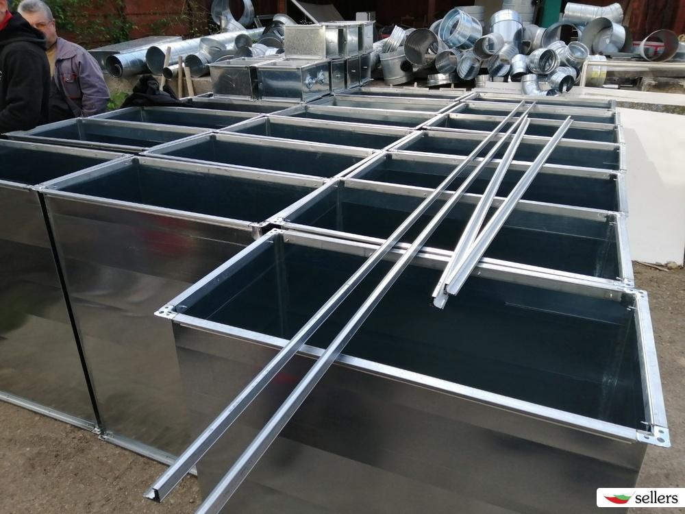 Производство на въздуховоди