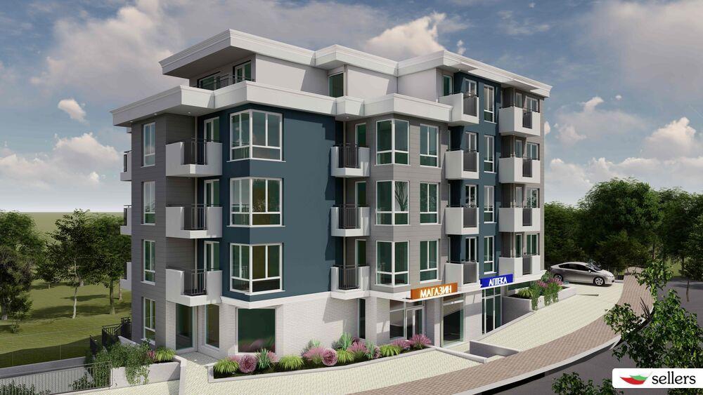 Двустаен апартамент от Инвеститор Варна