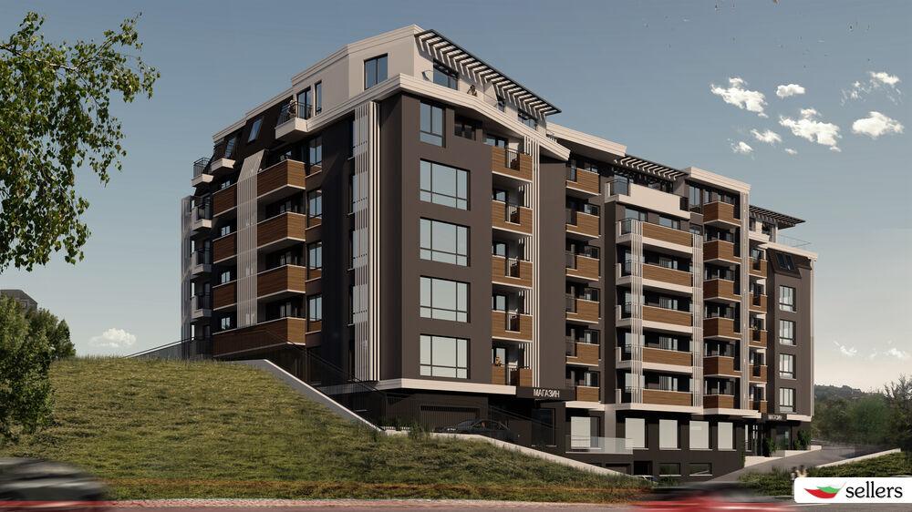 Тристаен апартамент Варна от Инвеститор