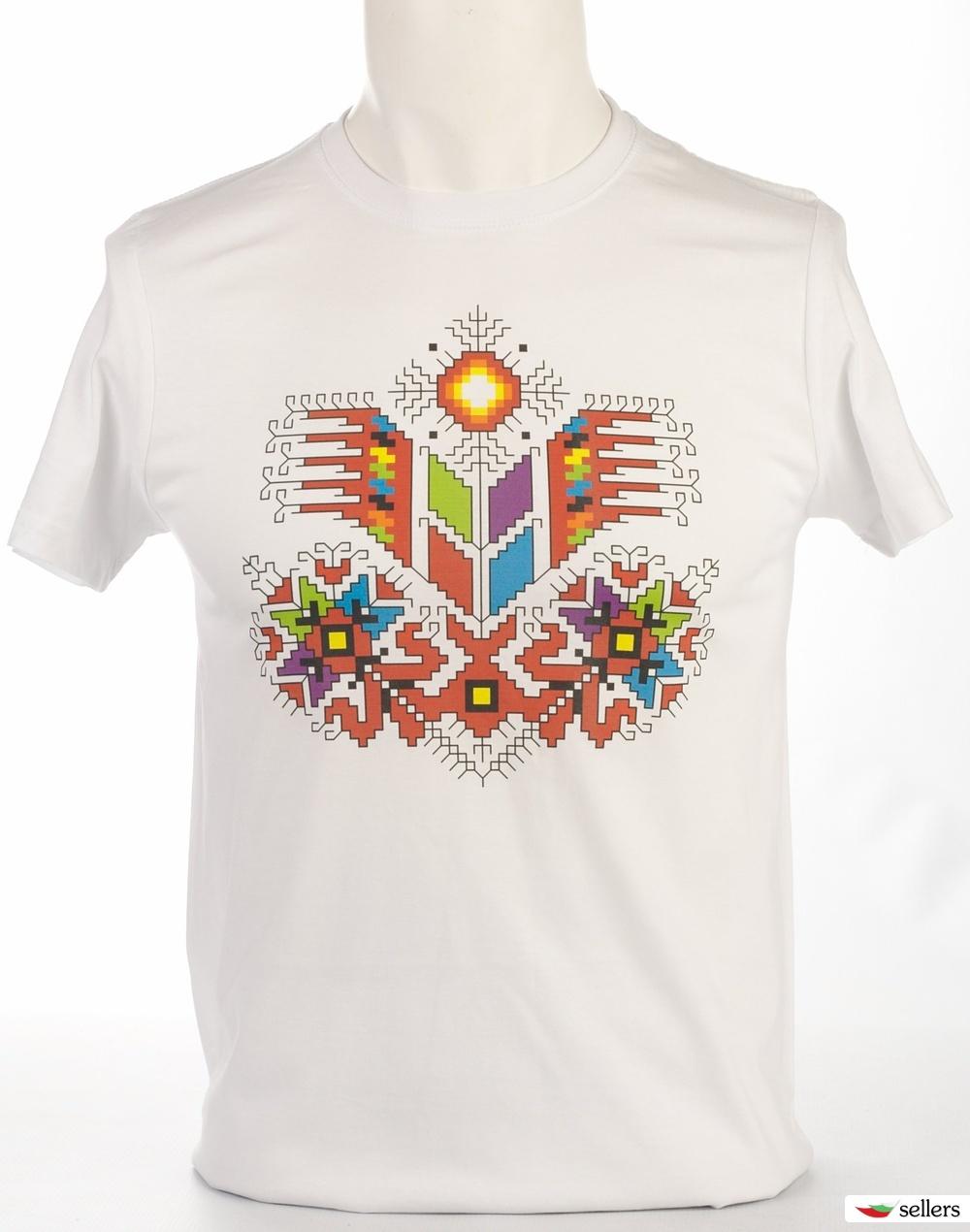 Мъжки тениски с дигитален печат по различен дизайн