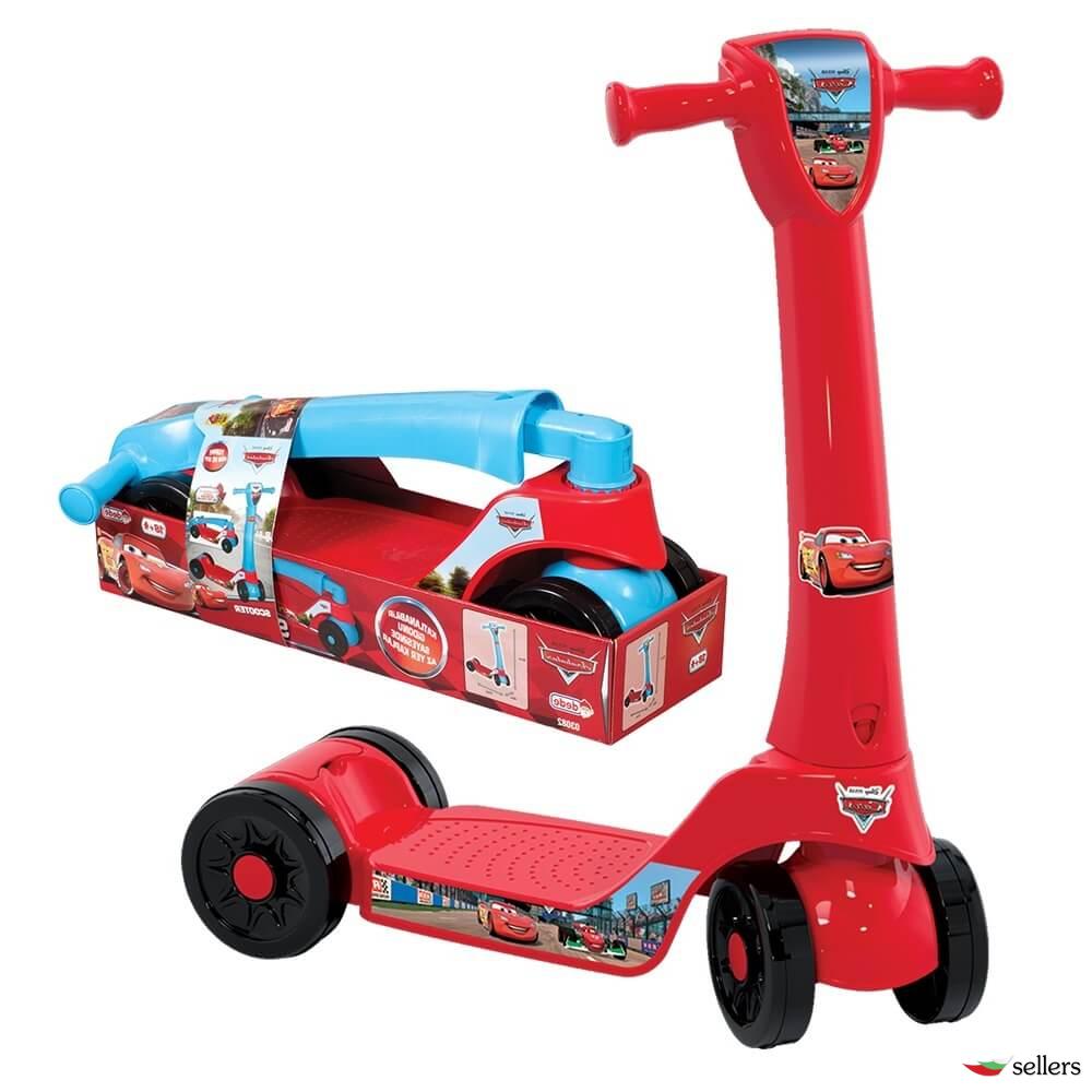 Тротинетка сгъваема Cars Scooter