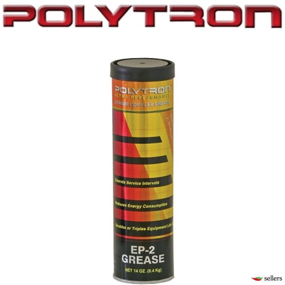 POLYTRON EP-2 - Литиева Грес (+385°C / -50°C) - 0,4кг.