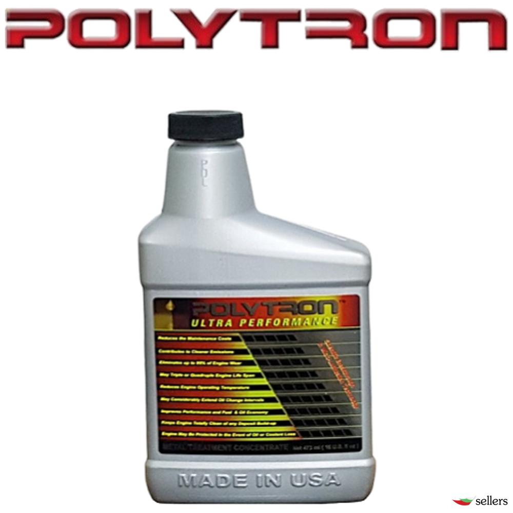 POLYTRON МТС - Добавка за масло №1 в света - 473мл.