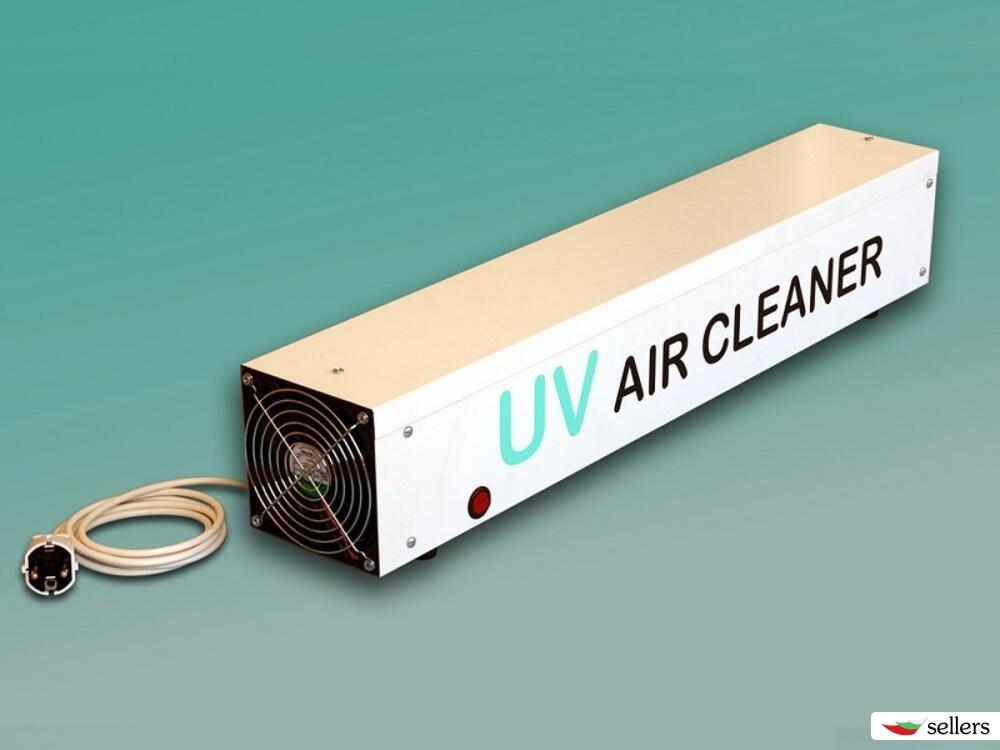 UV рециркулатор за дезинфекция на въздуха - UVBR-125-60-01