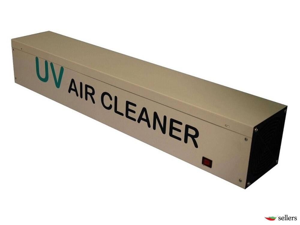 UV рециркулатор за дезинфекция на въздуха - UVBR-125-30-01