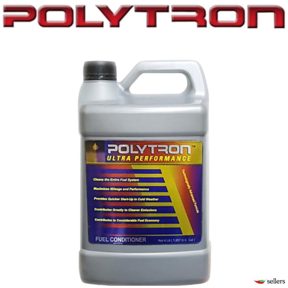 POLYTRON GDFC - Добавка за бензин и дизел - 4л.