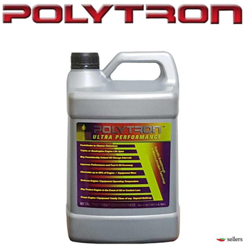 POLYTRON МТС - Добавка за масло №1 в света - 4л.