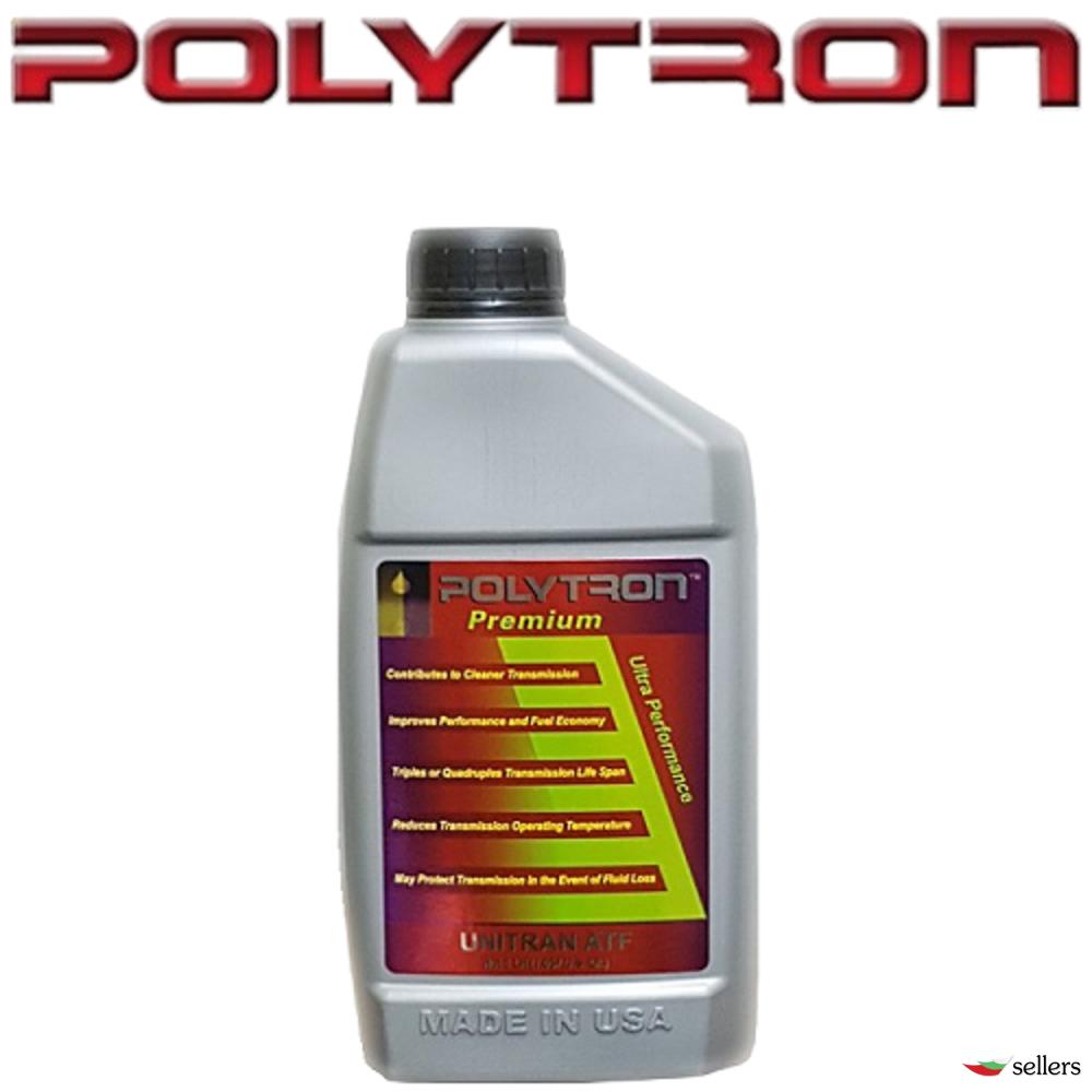POLYTRON ATF - Трансмисионно масло за атоматични скорости и хидравлика - 1л.