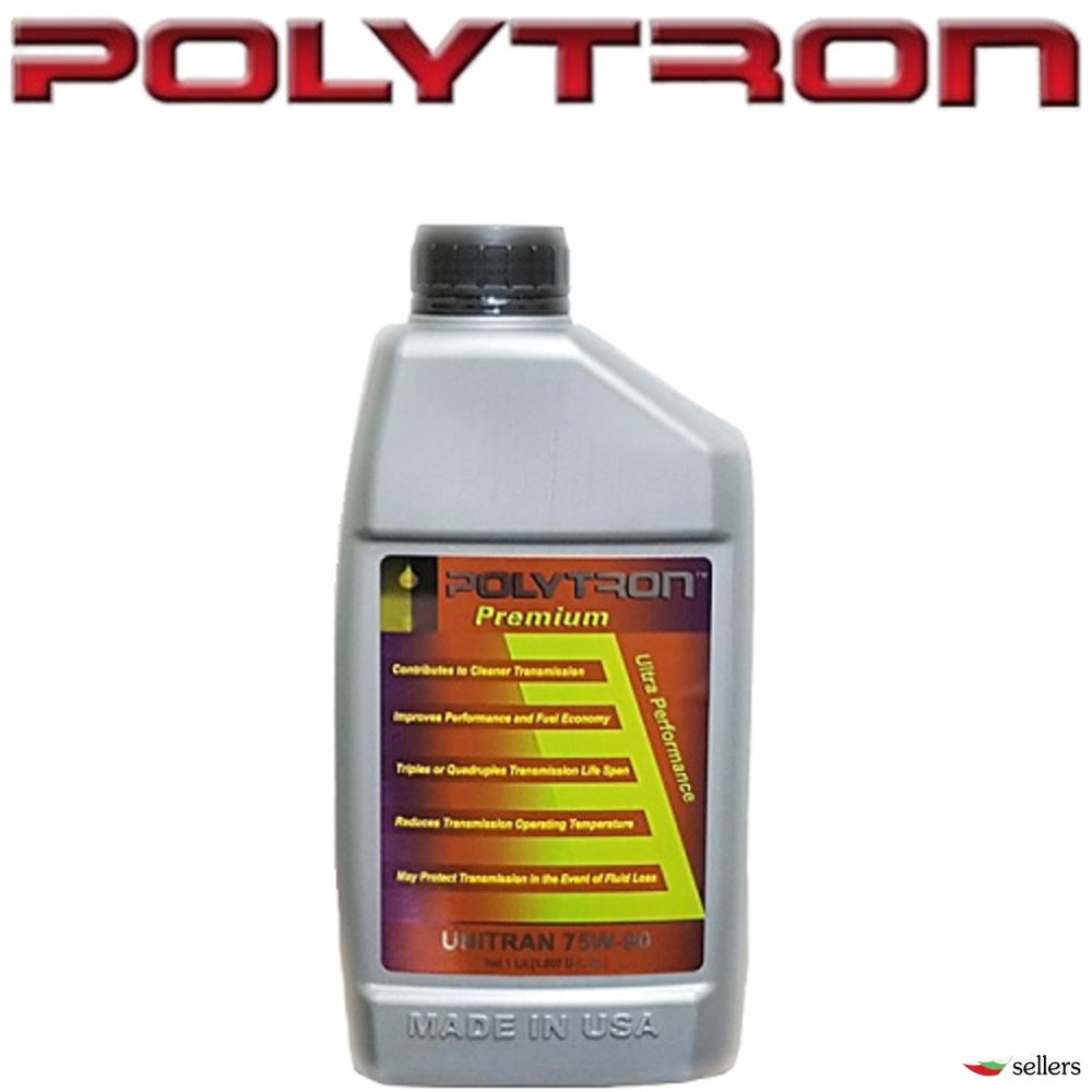 POLYTRON 75W-80 - Трансмисионно масло за ръчни скорости и диференциал - 1л.