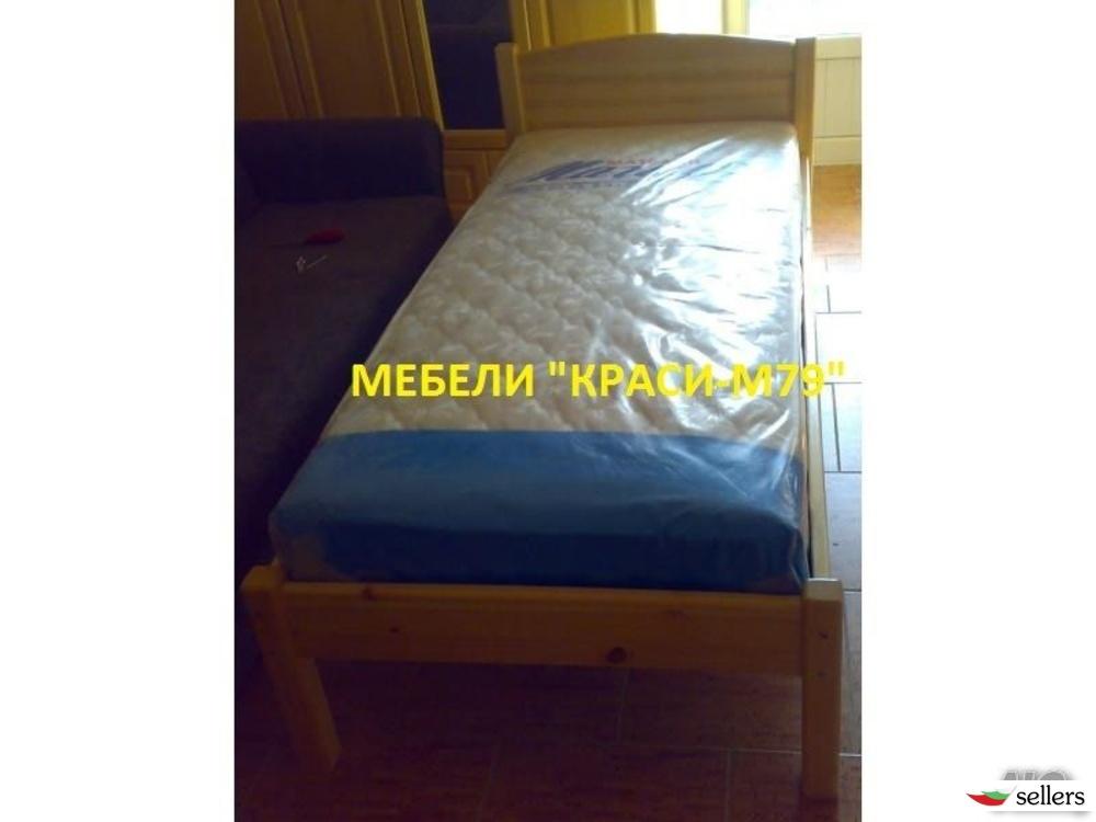Легло плътна табла- Масив.