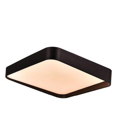 Плафон, ZAMBELIS, 17017, Черно, LED 48W, 4320Lm, 3000K