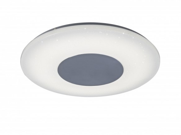 Плафон MANTRA 5933, Бял/Мат, Димируем, LED 48W, 3500Lm, 3000K-6500K