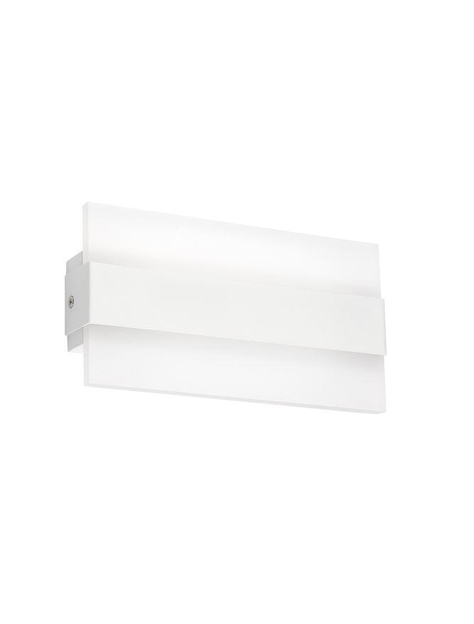 Аплик NOVA LUCE 6161201, Бял, LED 6W, 390Lm, 3000K,