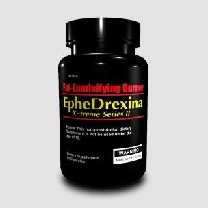 EpheDrexina (90 капсули)