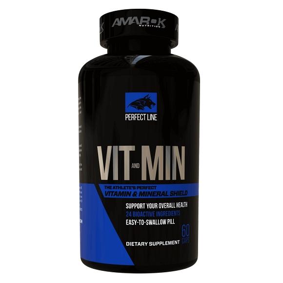PERFECT VIT & MINS (60 капсули)