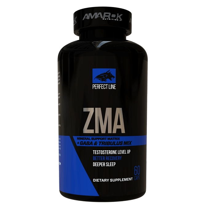 PERFECT ZMA (60 капсули)