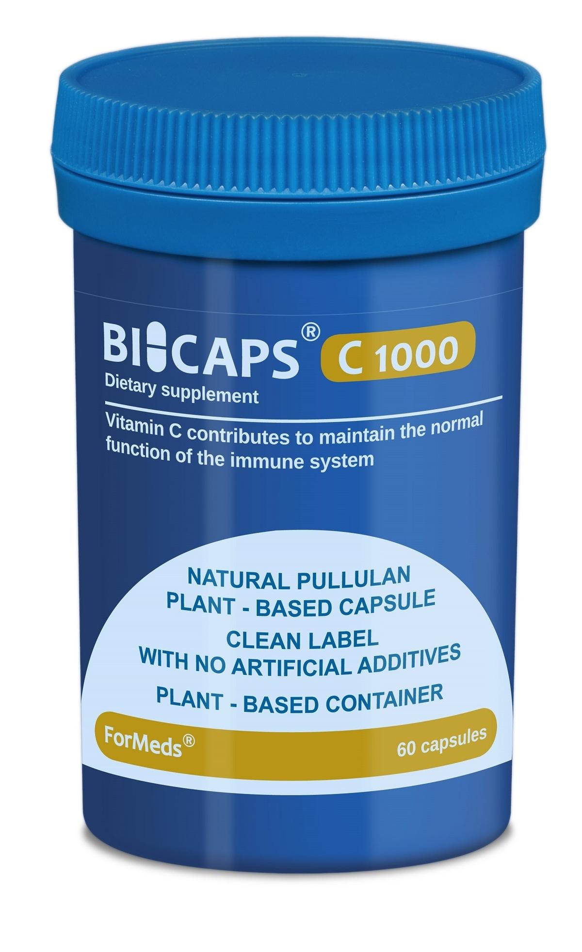 Bicaps C 1000 (60 капсули)