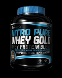 NITRO GOLD - PURE WHEY (2270 гр.)