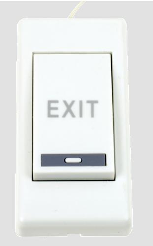 Пластмасов бутон за изход  NO / NC / COM