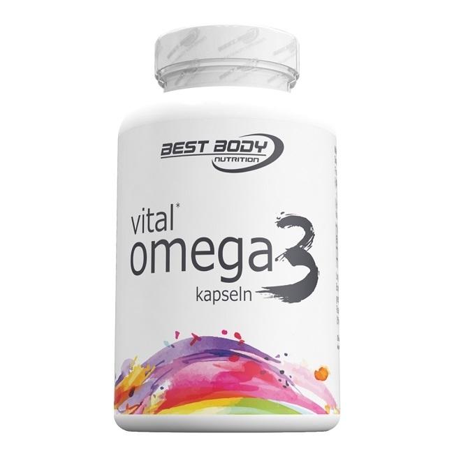 Vital Omega 3 (120 капсули)