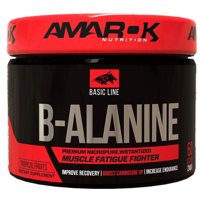 Basic B-Alanine (240 гр.)