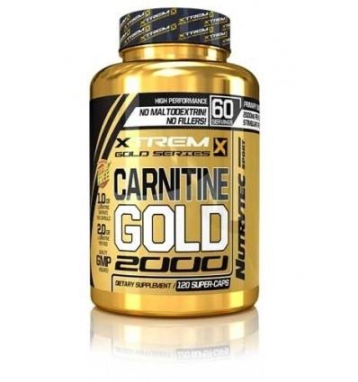 CARNITINE GOLD/ КАРНИТИН ГОЛД (120 капсули)