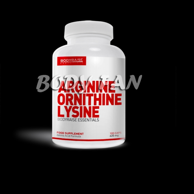 Arginine, Ornithine and Lysine (100 капсули)