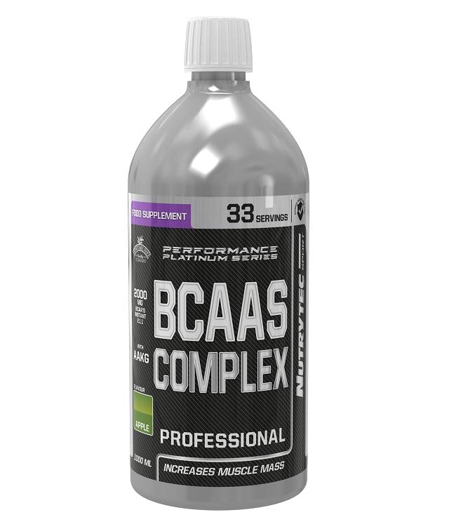 BCAAS COMPLEX / BCAA КОМПЛЕКС (1000 мл.)