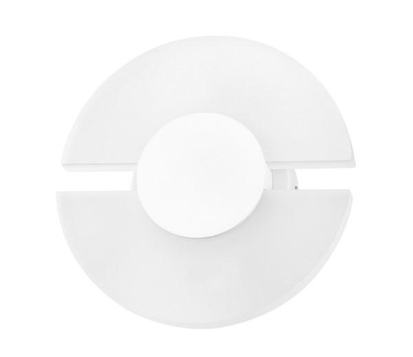 Аплик Nova Luce 6161203, Бял, LED 6W, 390Lm, 3000K