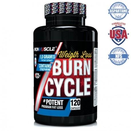 Burn Cycle x 120 caps/ Бърн Сайкъл  120 капсули (120 капсули)