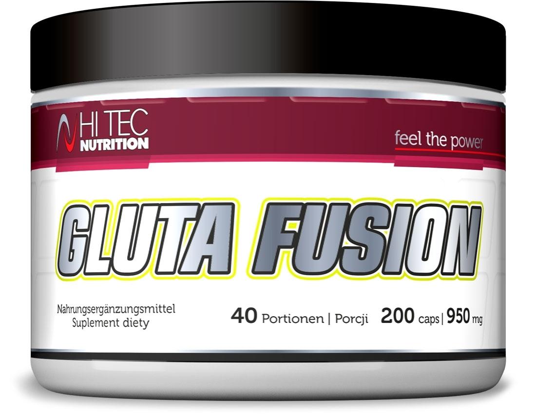 Gluta Fusion (200 капсули)