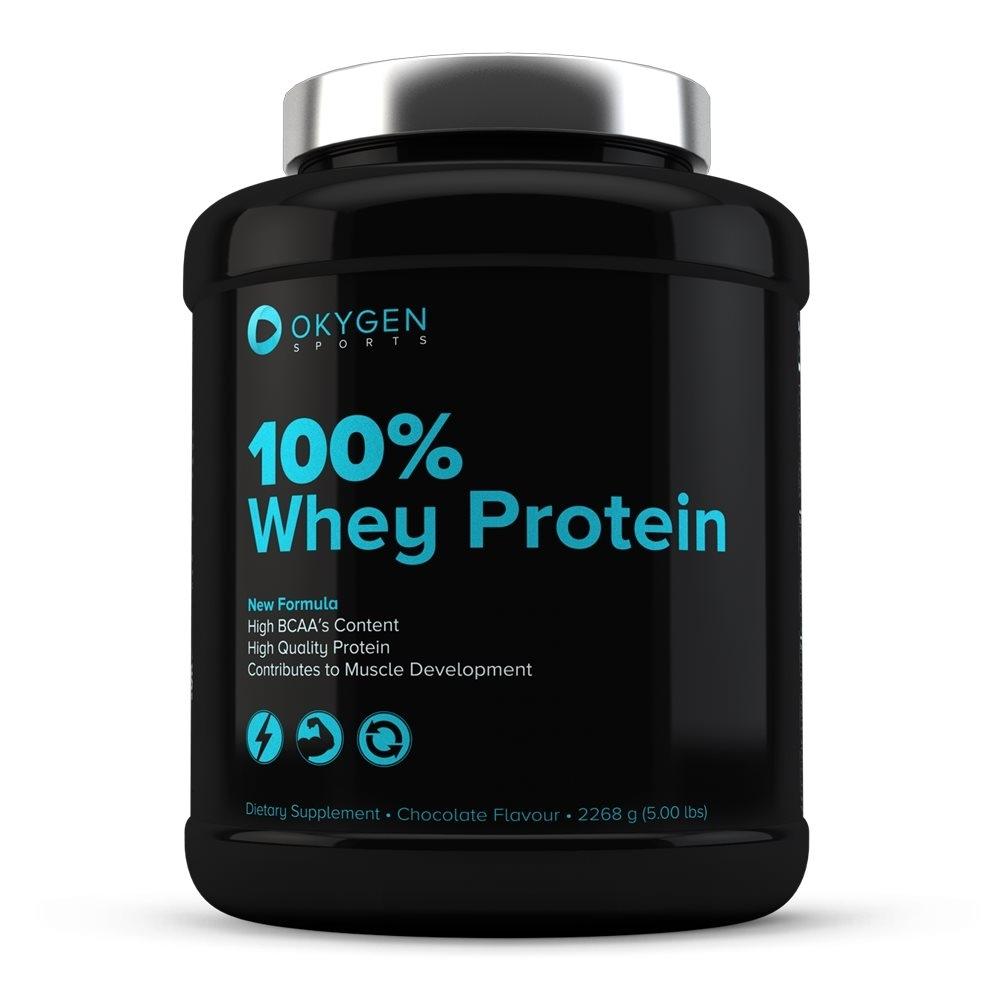 100% Whey Protein (2270 гр.)
