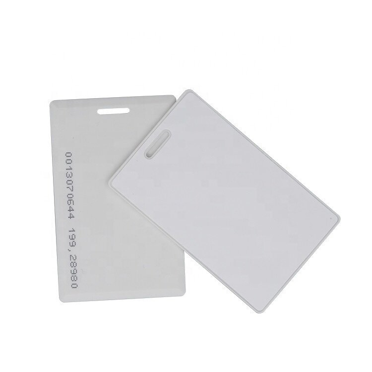 RFID безконтактна карта 13.56MHz - Mifare