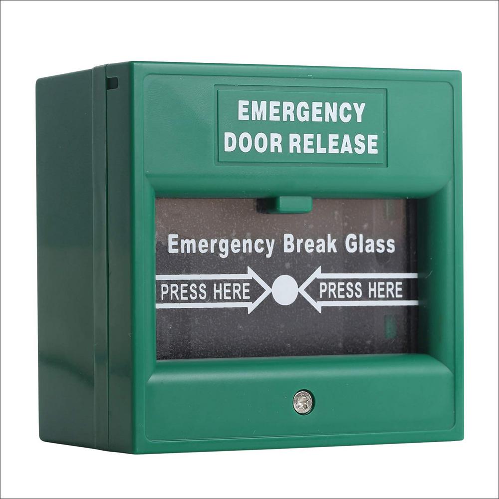Авариен бутон за контрол на достъп. Break-Glass