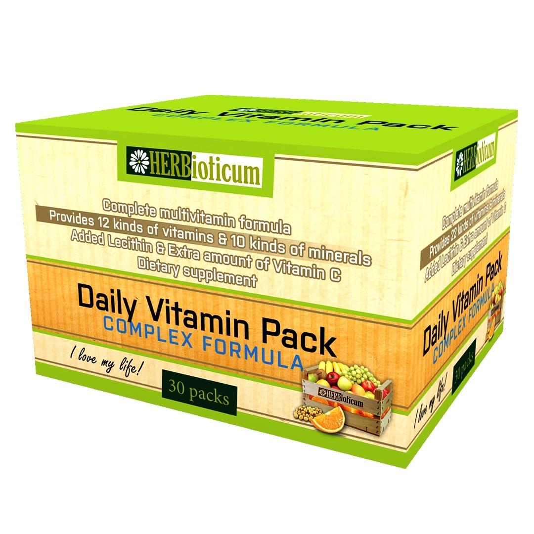 Daily Vitamin Pack (30 пакета)
