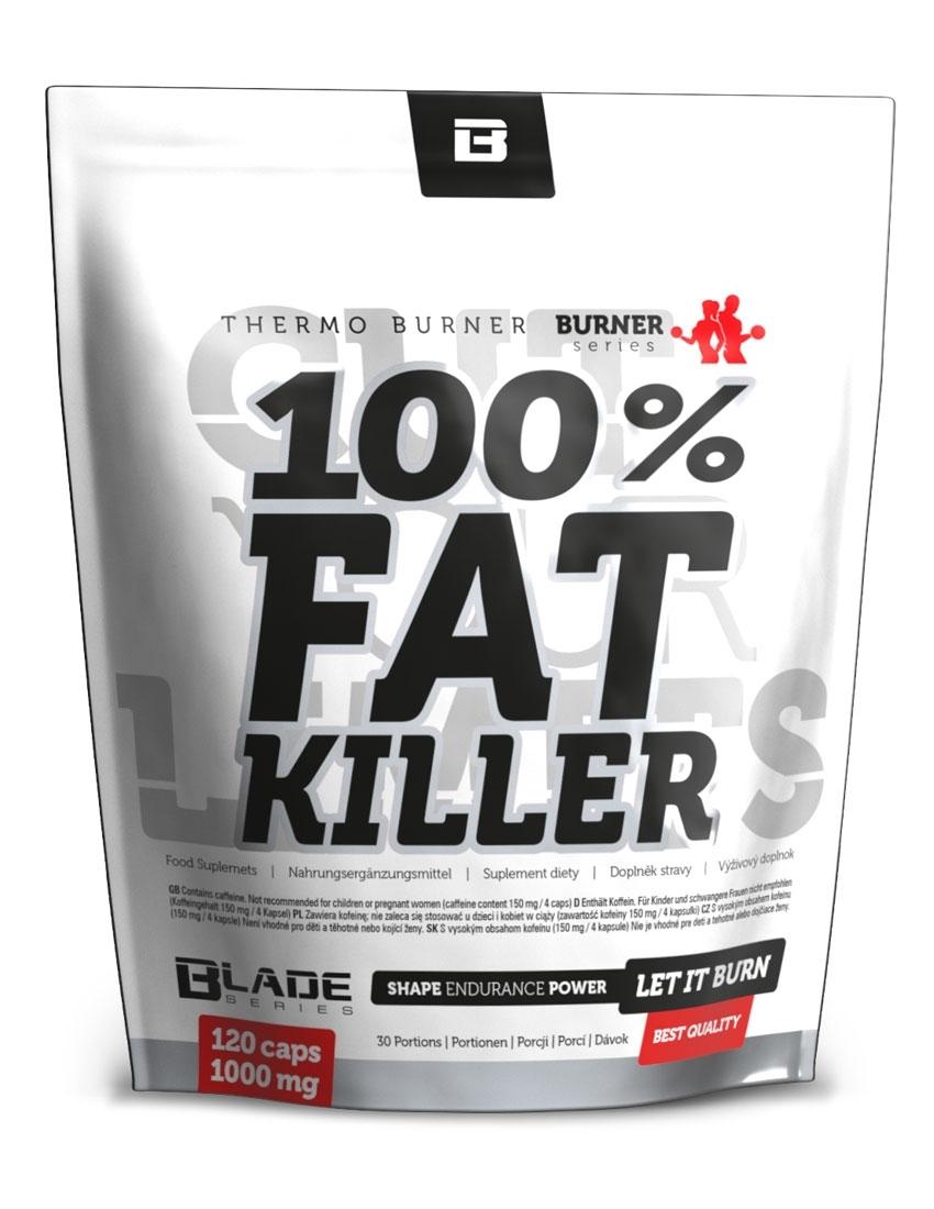 100% Fat Killer (120 капсули)