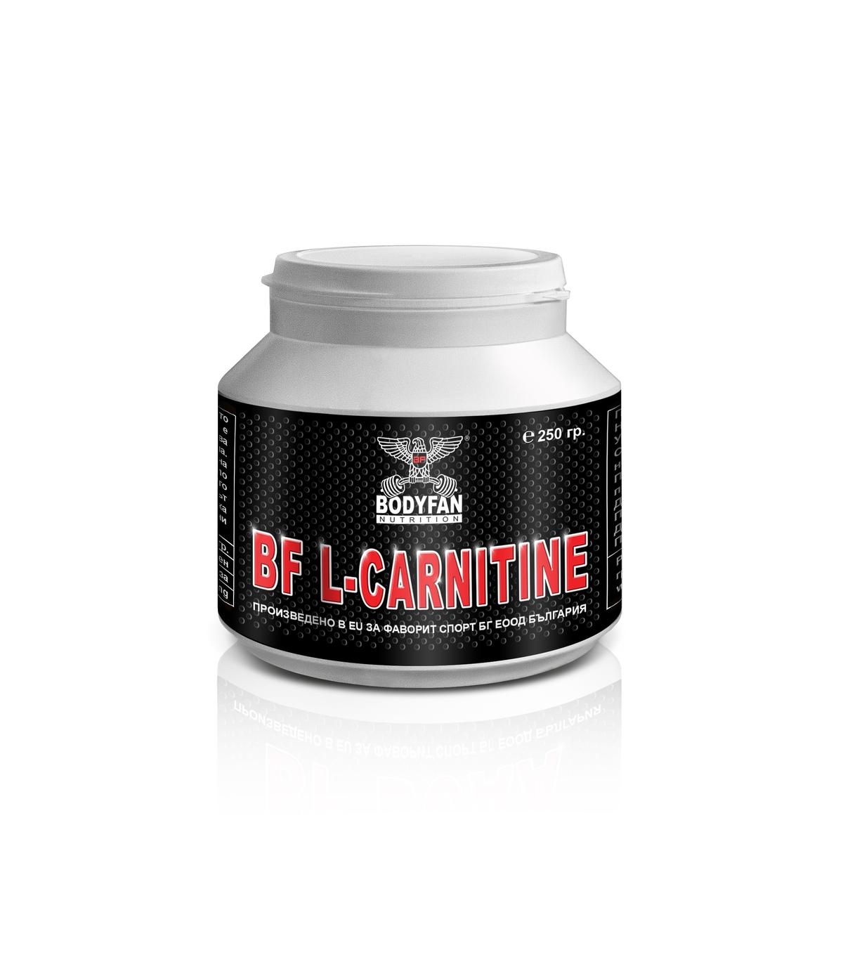 BF L-CARNITINE (250 гр.)