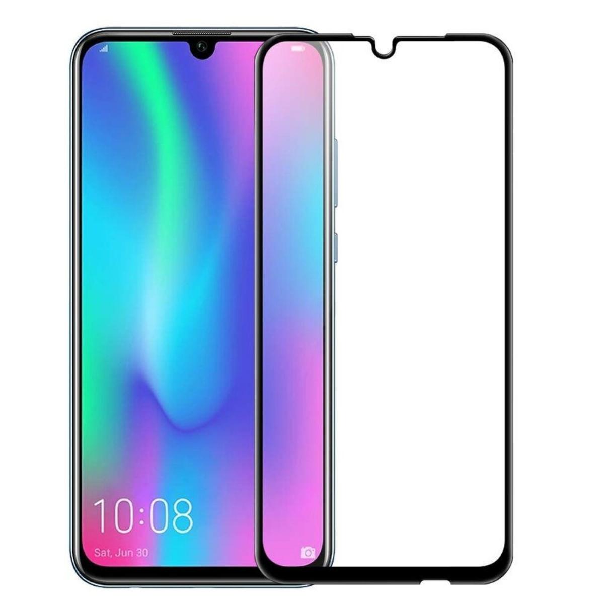 Стъклен протектор OEM за Samsung Galaxy A20s 5D Черен