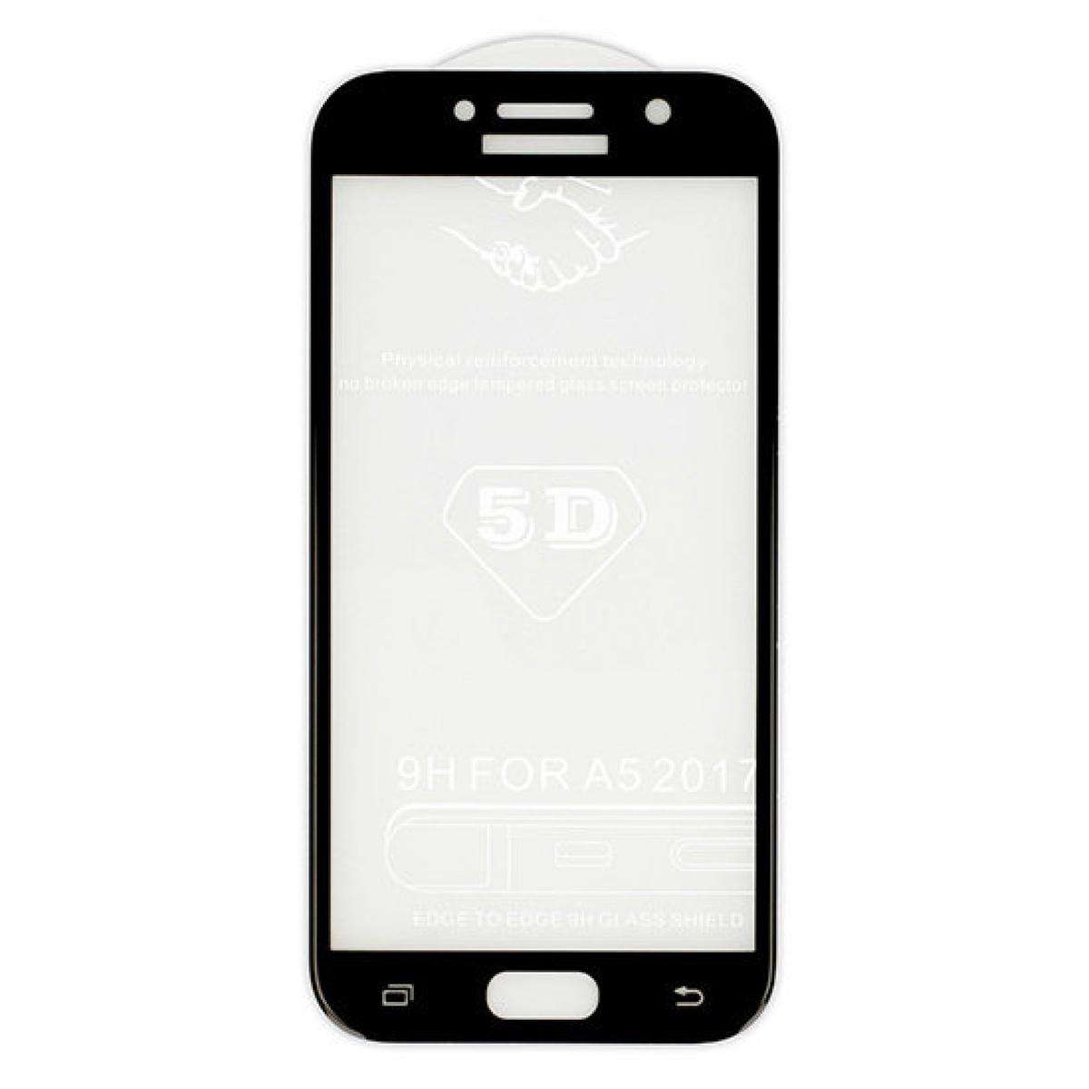 Стъклен протектор OEM за Samsung Galaxy A5 (2017) 5D Прозрачен