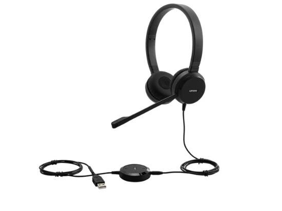 Lenovo Wired VOIP Headset