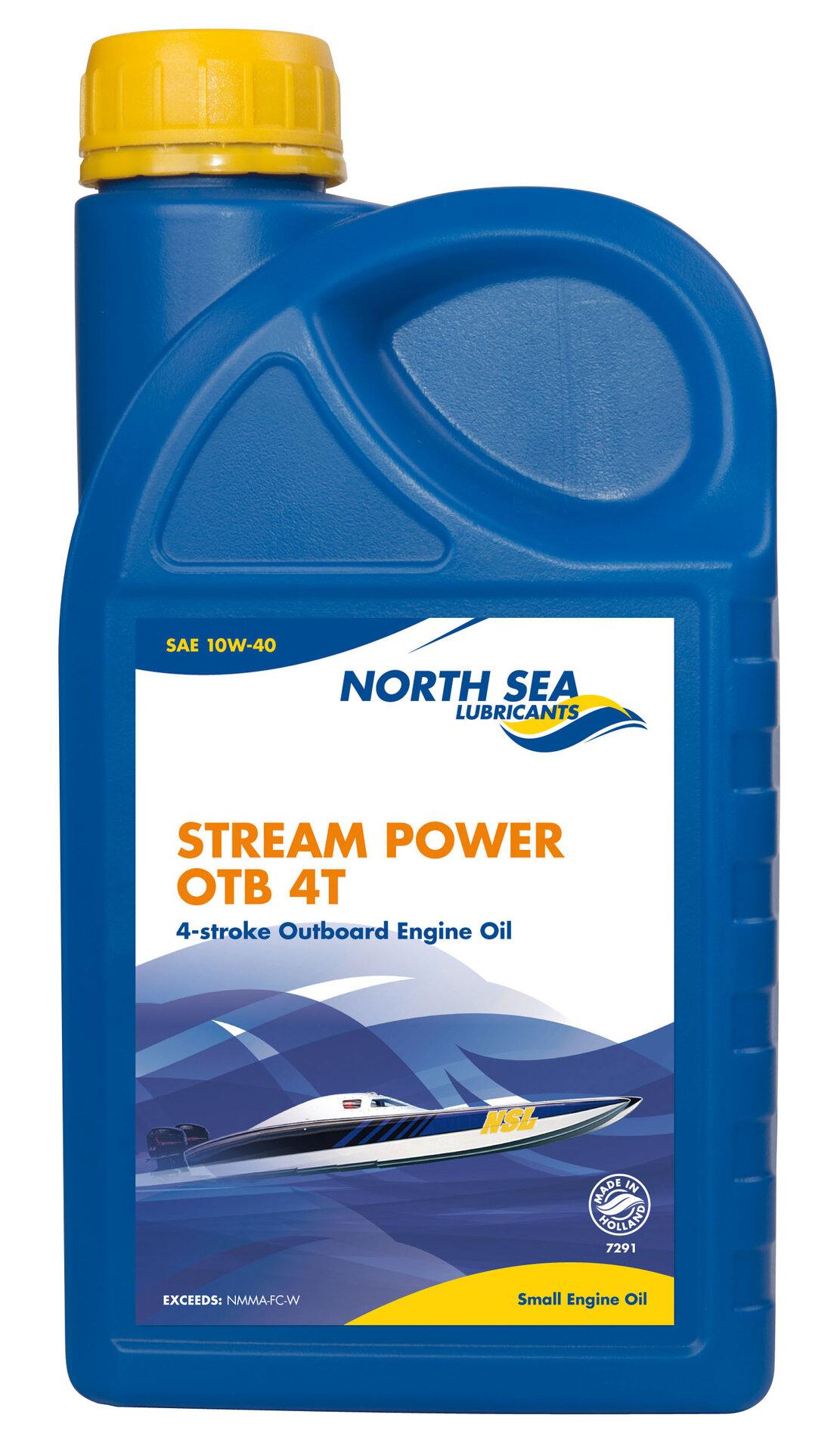 NSL STREAM POWER OTB 4T 1л