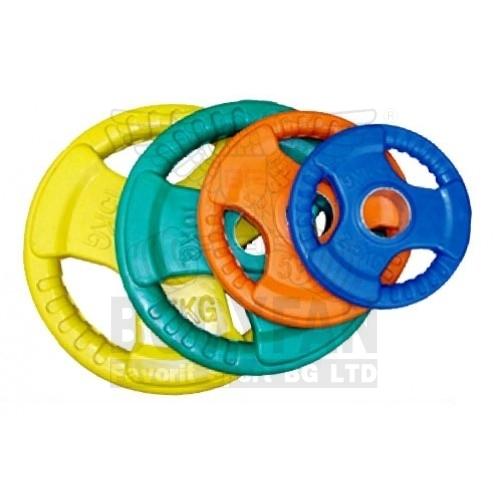 Цветни олимпийски дискове
