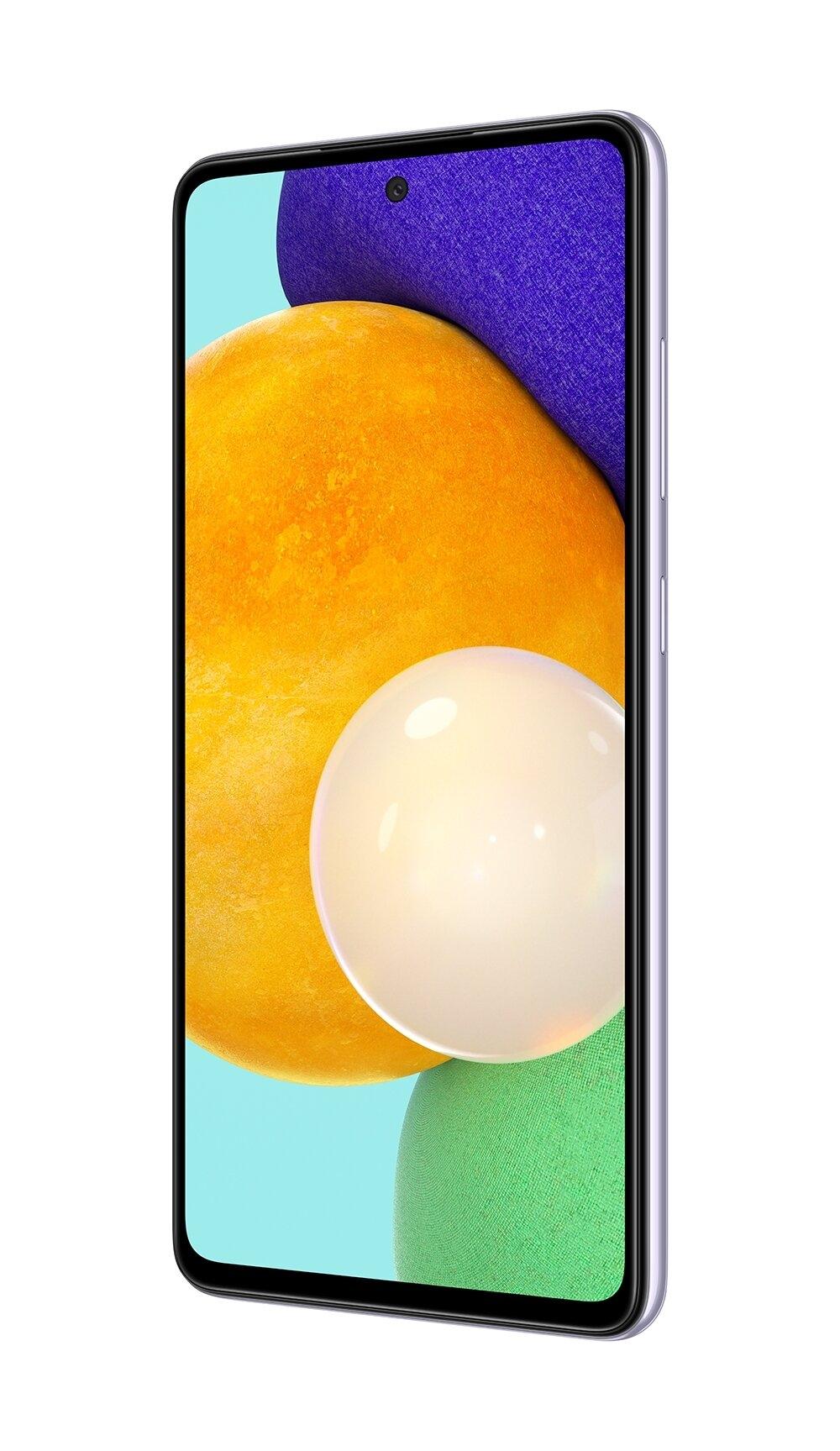 Samsung SM-A526 GALAXY A52 5G 128 GB, Octa-Core (2x2.2 GHz, 6x1.8 GHz), 6 GB RAM, 6.5