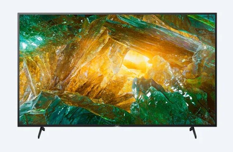 Sony KD-49XH8096 49' 4K HDR TV BRAVIA, Edge LED with Frame dimming, 4K HDR Processor X1,Triluminos, XR 400Hz ,Dolby Atmos ,DVB-C / DVB-T/T2 / DVB-S/S2, USB, Android TV, Voice Remote, Black